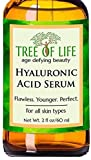 Hyaluronic Acid Serum for Skin with Vitamin C