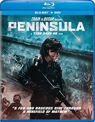 Train to Busan Presents Peninsula [Blu-ray]