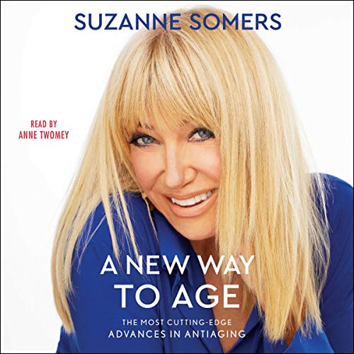 A New Way to Age audiobook cover art
