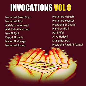 invocations Vol 8 (Quran)