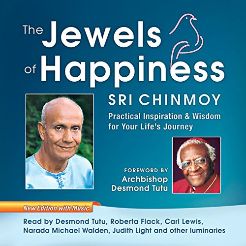 The Jewels of Happiness audiobook cover art