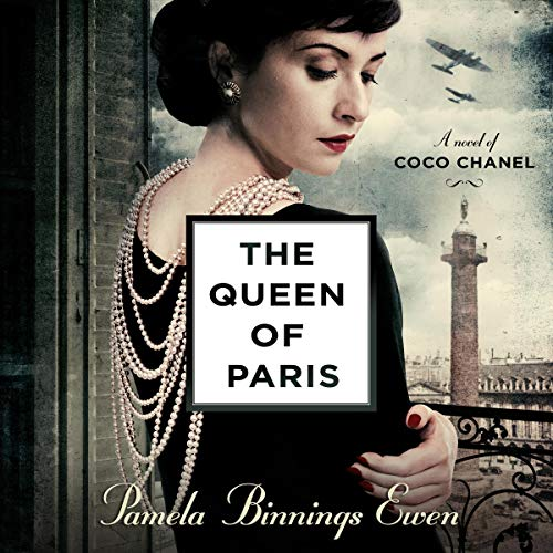 Page de couverture de The Queen of Paris