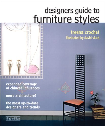Designer's Guide to Furniture Styles (2-downloads) (Fashion Series)