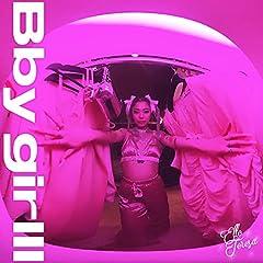 Elle Teresa「Bby girlll」のCDジャケット