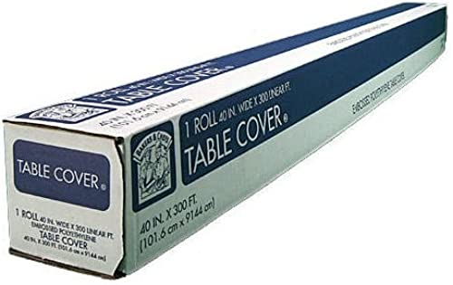 Bakers & Chefs Tablecover - 1 Roll - 40 x 300 by