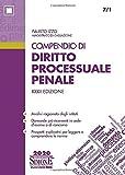 Compendio di Diritto Processuale Penale...