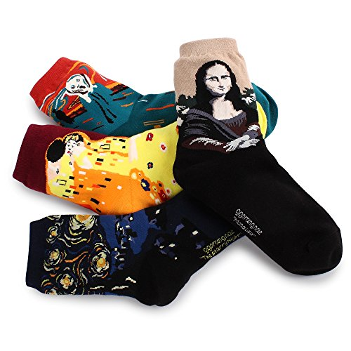 Intype Damen Socken Gr. 36-39, Crew(dd) 4pairs