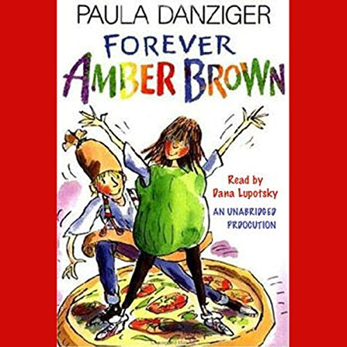 Forever Amber Brown audiobook cover art