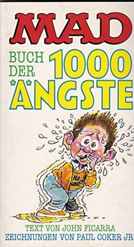 MAD Buch der 1000 Ängste (Nr. 52)