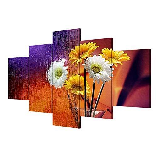 R&LL Hang-Dressers 9 stuks/sets collage fotolijst set, familie fotolijst wand, bruiloft fotolijst DIY fotolijst sets voor wand, vintage fotolijst (kleur: B) B 1
