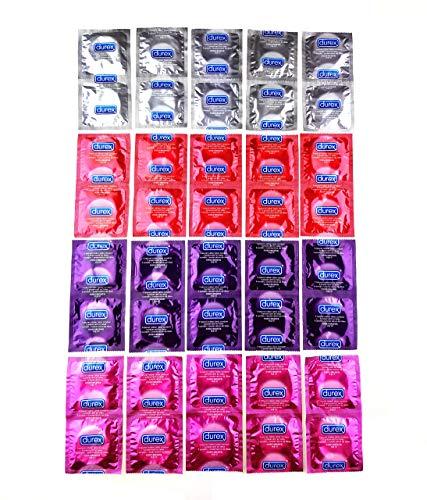 Durex Fun Explosion Transparent 40 Stück