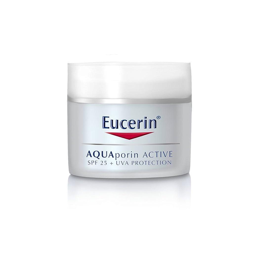 Eucerin Aquaporin Active Spf25 50ml [並行輸入品]
