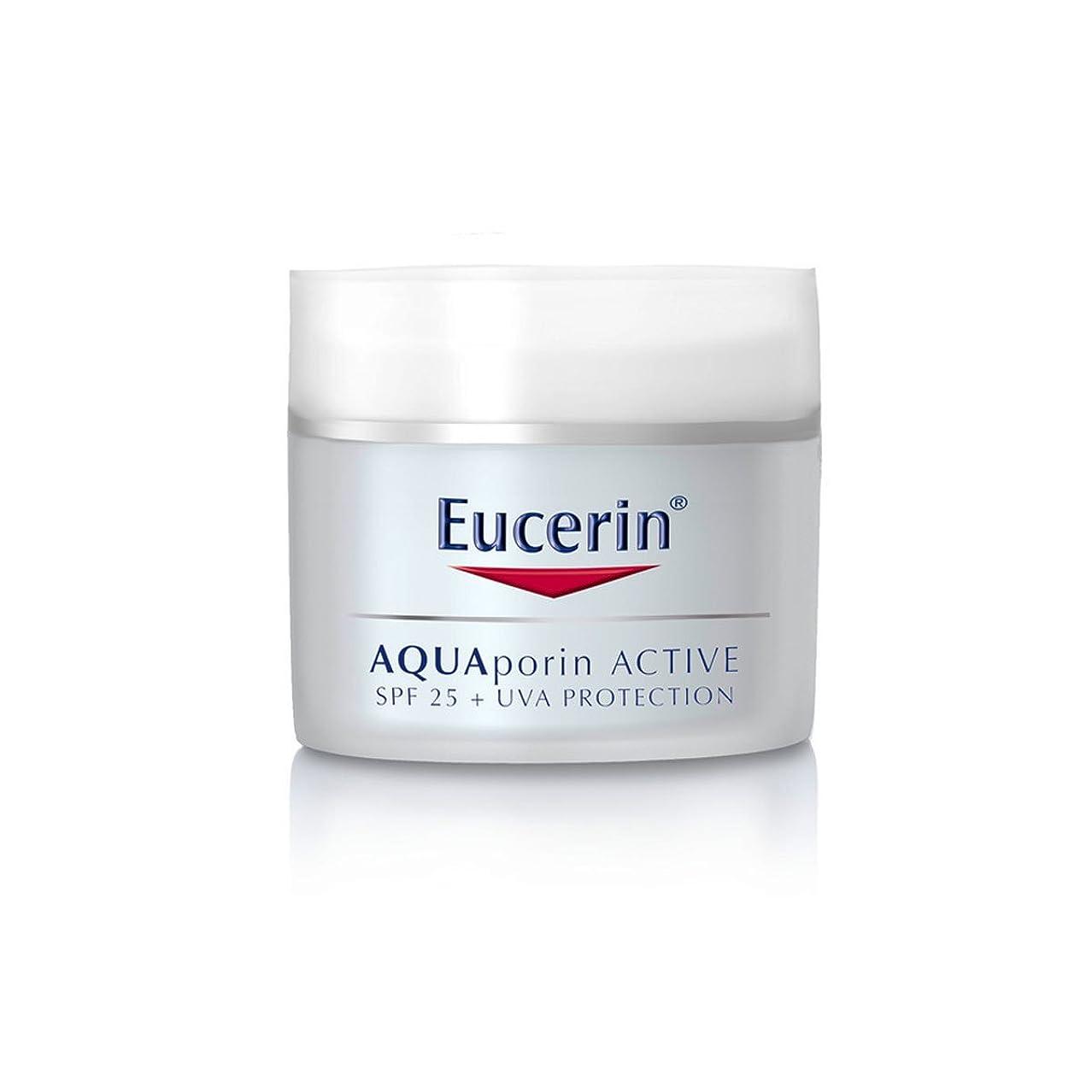 無人吐き出すブランドEucerin Aquaporin Active Spf25 50ml [並行輸入品]