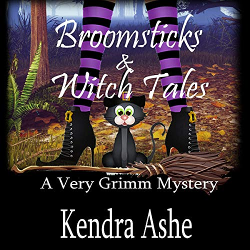 Broomsticks & Witch Tales Titelbild