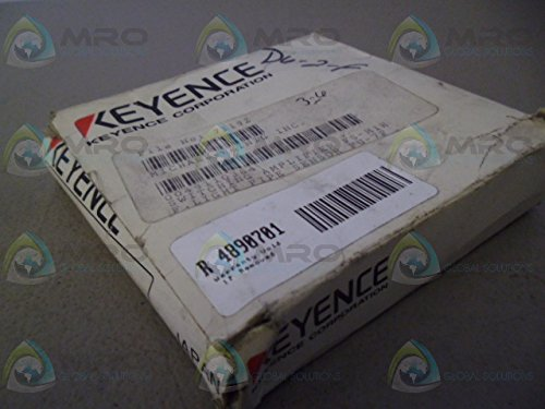 Amazing Deal KEYENCE Corp FS-M1H Fiber Optic, 12-24VDC, PHOTOELECTRIC Sensor, RED LED
