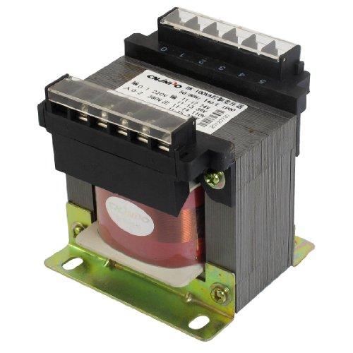 Aexit Transformateur de contrôle de tension monophasé CA 220V 380V à entrée automatique (c7e2b30ace08abcea80d8082499113f9)