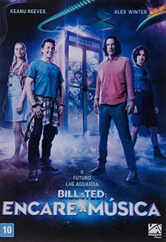 Bill & Ted – Encare a Música [DVD]