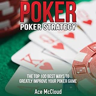 Poker: Poker Strategy audiobook cover art