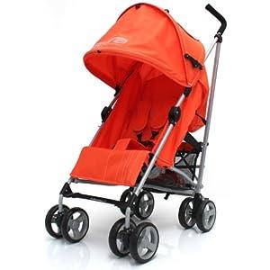 Zeta Vooom Stroller (Orange)   5