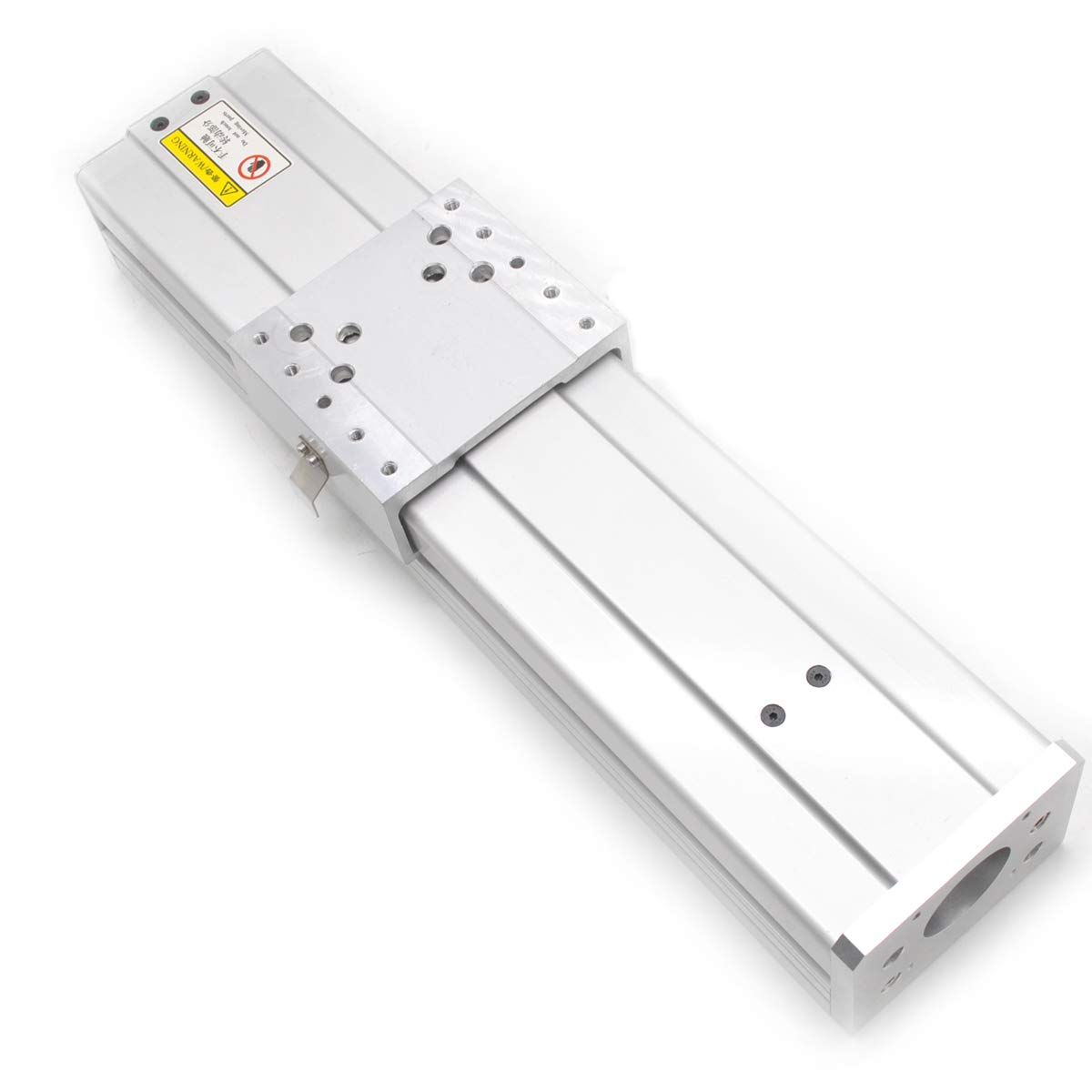 Guide Length: 600MM Linear Rails 100-600mm Arbitrary Cutting 3030 European Standard One Side Sealing Groove Aluminum Alloy Profile