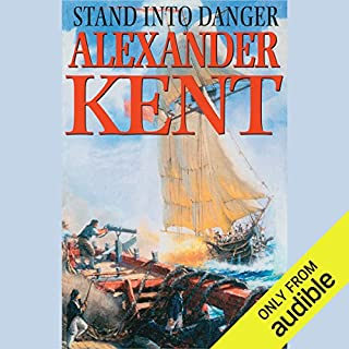 Stand into Danger cover art