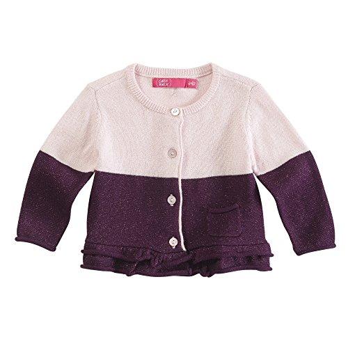 Cakewalk Baby Mädchen Strickjacke Cardigan Jacke PASCAL in Light Pink Größe 74