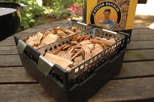 Steven Raichlen Einweichbox für Woodchips