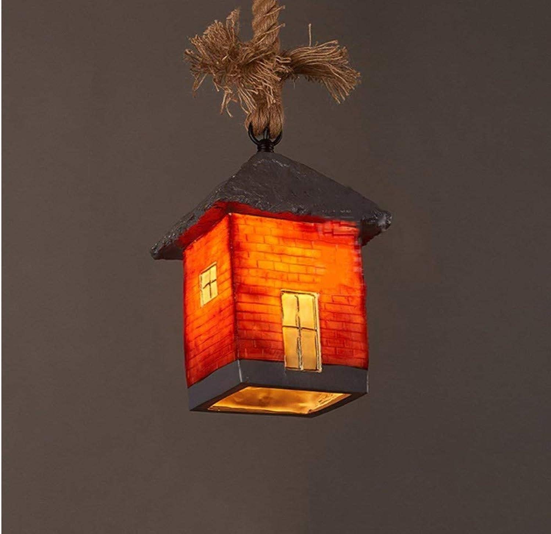 Naturlicht-Arbeits-Treppen-Balkon-kreativer Leuchter-Leuchter-Trog B07PCR1CWM | Günstigen Preis