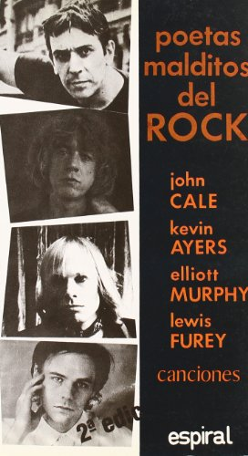 Poetas Malditos del Rock: Cale, Ayers, Murphy y Furey: 107 (