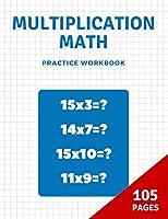 Multiplication math practice: Practice Multiplication Math /Timed Tests/ Multiplication Math's Challenge
