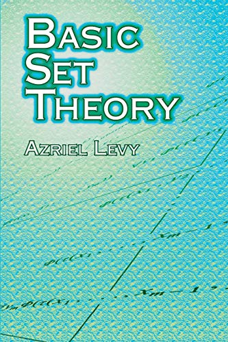 Compare Textbook Prices for Basic Set Theory Dover Books on Mathematics Revised Edition ISBN 0800759420797 by Azriel Levy