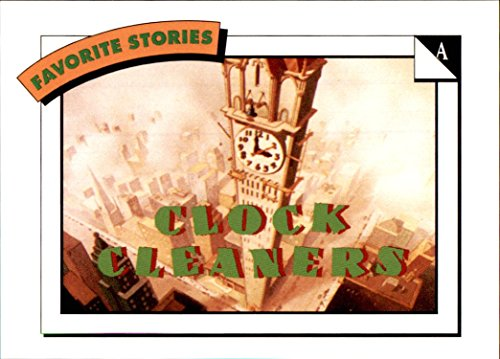 disney clock cleaners - 7