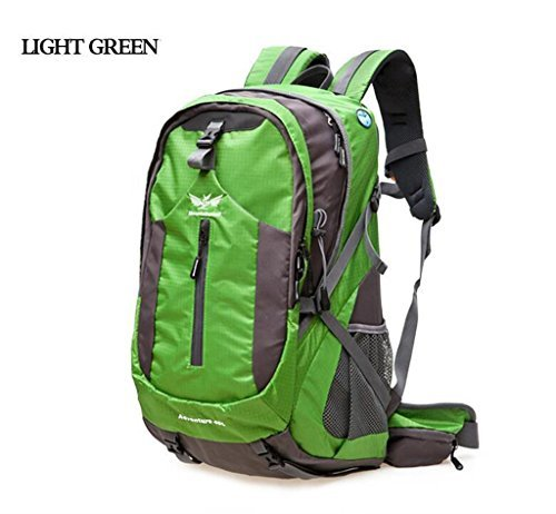 D'équitation sac à dos hommes et femmes d'équitation vélos léger respirant épaules sac à dos pour équipement d'extérieur, Vert