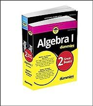 Algebra I For Dummies Book + Workbook Bundle PDF