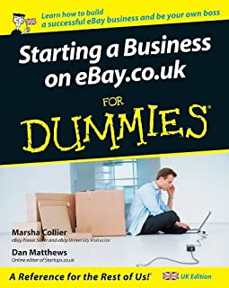 Starting a Business on eBay.co.uk For Dummies (English Edition)