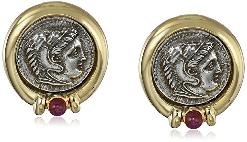 Ben-Amun Roman Coin Collection New York Fashion Jewelry Necklace Ring Bracelet 24 Gold Plating