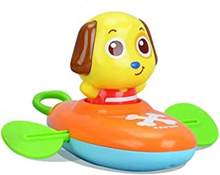 YTHXJP Bath Toys, Drawstrings, Springs, Floating Toys, Exercise Hands, Cultivate Puzzles ( Color : 1 )