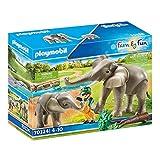 Recinto Exterior de Elefantes
