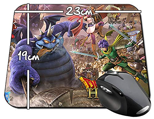 Dragon Quest Heroes II Mauspad Mousepad PC