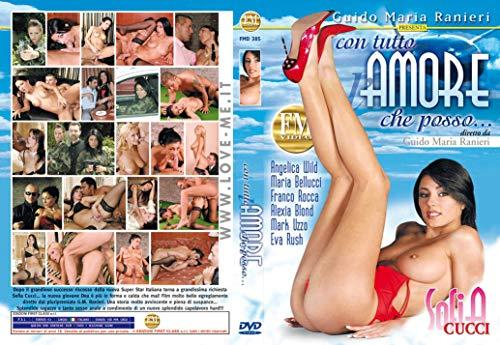 5 DVD - SOFIA CUCCI - ROBERTA GEMMA - LAURA PEREGO - LUNA RAMONDINI - REBECCA VOLPETTI ( 5 DVD ) - Fm Video