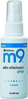 m9 Odor Eliminator Spray, Unscented 2 oz (Pack of 4)