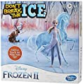 Hasbro Gaming Don't Break The Ice Disney Frozen 2 Edition Game for Kids Ages 3 and Up, Featuring Elsa and The Water Nokk...