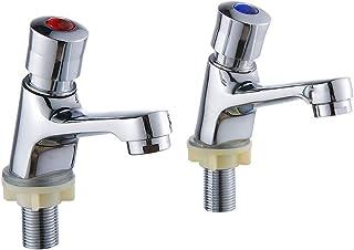 51BTzsP9pHL. AC UL320  - Grifos temporizados de lavabo