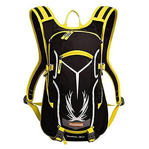 Outdoor-Bergsteigen Camping-Rucksack 18L Ausrüstung Sport Mountainbike Reisetasche Radfahren Licht und Rucksack mit großem Fassungsvermögen