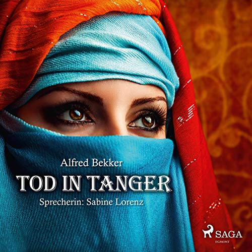 Tod in Tanger cover art