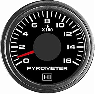 TruckMeter Hewitt 010TM5010 - Universal Pyrometer Gauge Kit