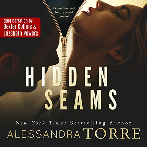 Hidden Seams audiobook cover art