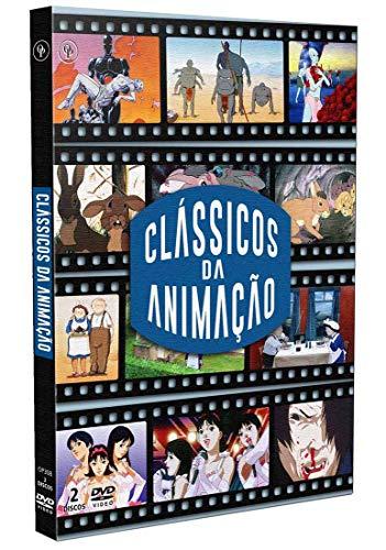 Clássicos da Animação [Digipak com 2 DVD's]