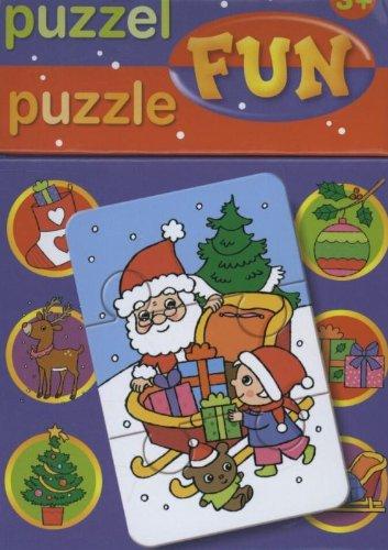 Puzzel fun kerst 3+ N-F