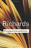 Principles of Literary Criticism...
